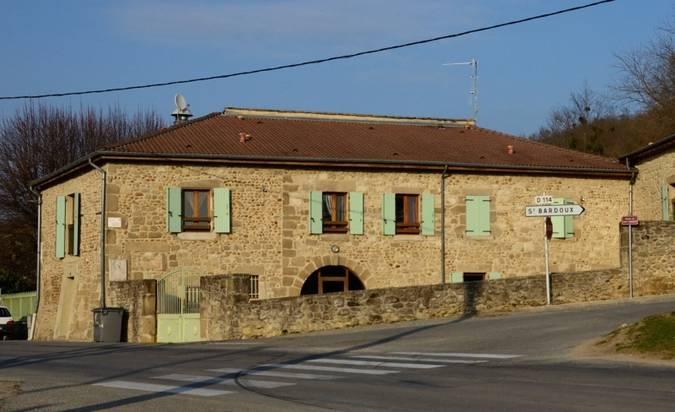 Visuel 1/1 : Maison forte Chabrillan