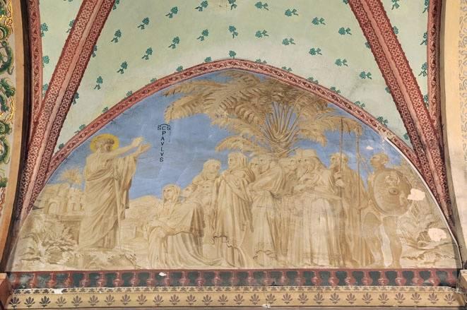 Visuel 1/3 : Eglise Saint Paulin