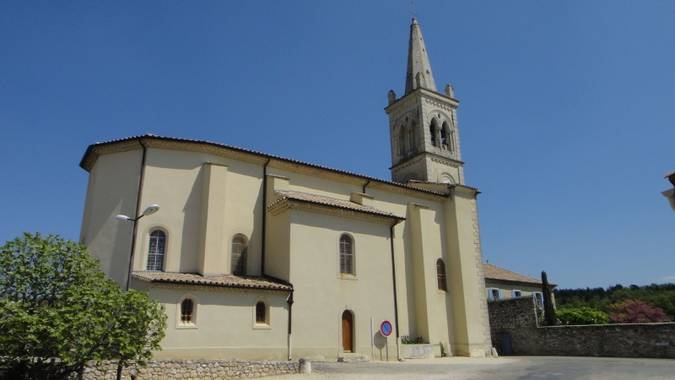 Visuel 2/3 : Eglise Saint Paulin