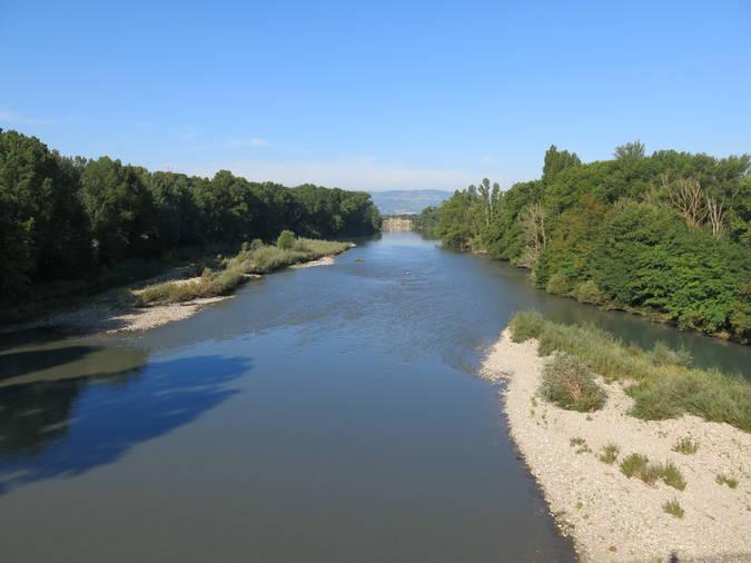 Visuel 2/2 : Rivière Isère
