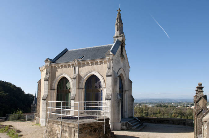 Visuel 1/1 : Chapelle Saint-Hugues