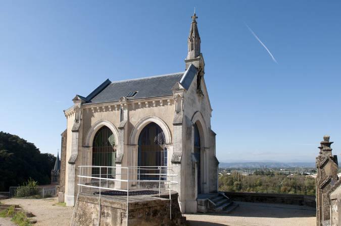 Visuel 1/1 : Chapelle Saint-Hugues