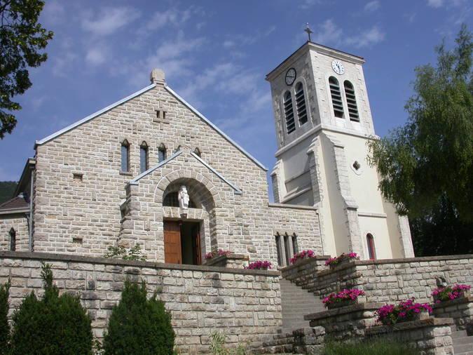 Visuel 1/3 : Église paroissiale Notre-Dame-de-l'Assomption