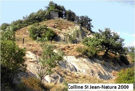 Visuel 1/4 : Site NATURA2000-Sables de l'Herbasse
