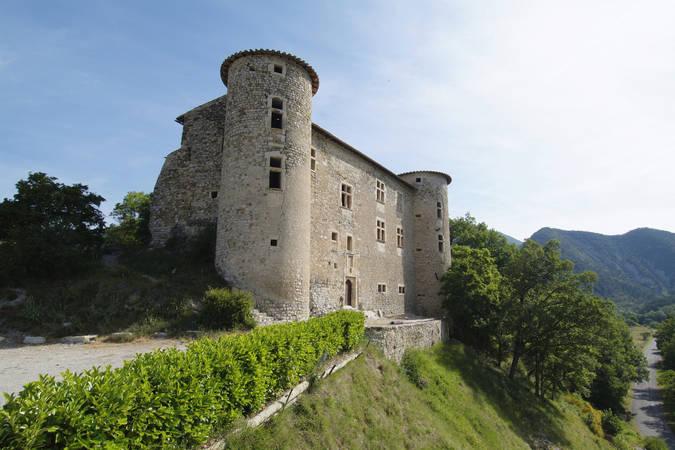 Visuel 1/1 : Château de La Charce