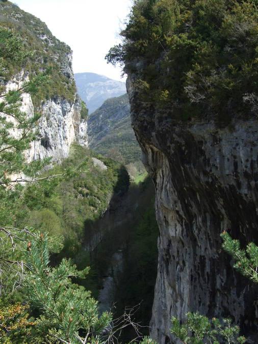 Visuel 1/6 : Gorges d'Omblèze et cascade de la Druise