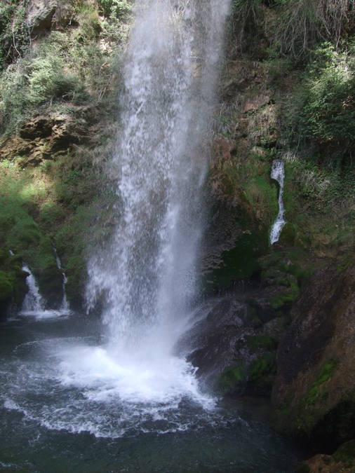 Visuel 3/6 : Gorges d'Omblèze et cascade de la Druise