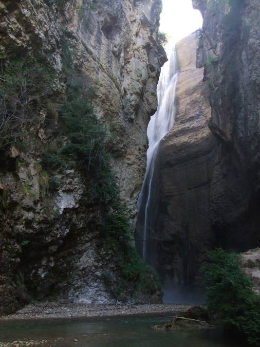 Visuel 5/6 : Gorges d'Omblèze et cascade de la Druise