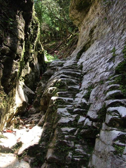 Visuel 6/6 : Gorges d'Omblèze et cascade de la Druise