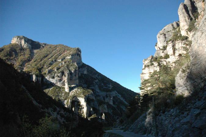 Visuel 1/3 : Gorges de Pommerol