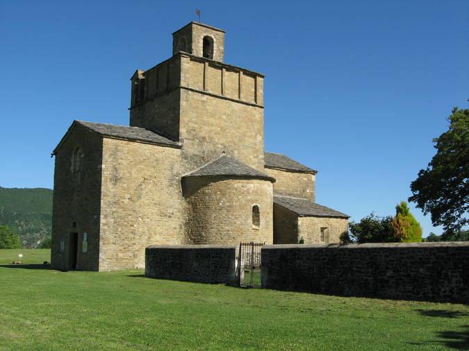 Visuel 1/1 : Église de Comps
