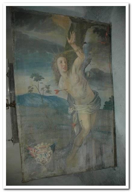 Visuel 6/7 : Église Saint-Sébastien et son mobilier