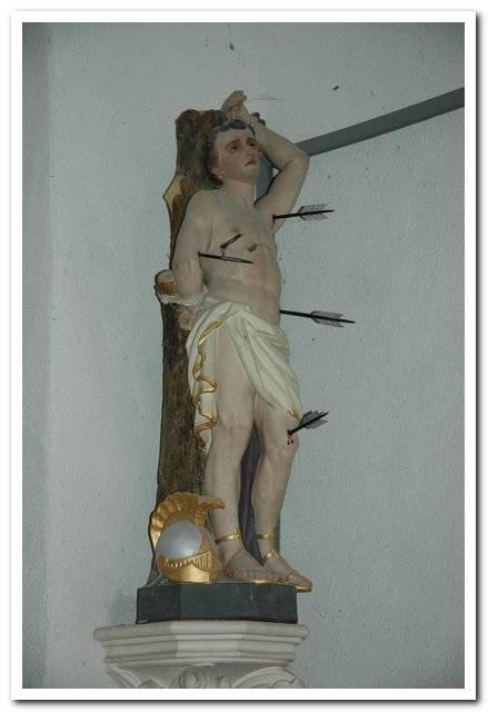 Visuel 7/7 : Église Saint-Sébastien et son mobilier