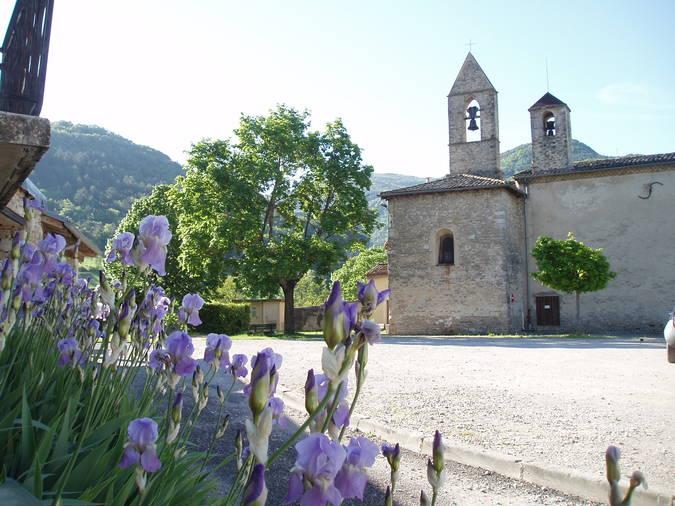 Visuel 1/1 : Eglise-Temple de Sainte-Croix