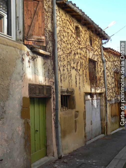 Visuel 1/3 : Linteau rue Fourouze