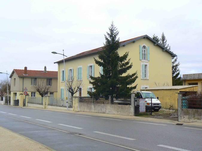 Visuel 1/2 : Ancienne caserne de gendarmerie