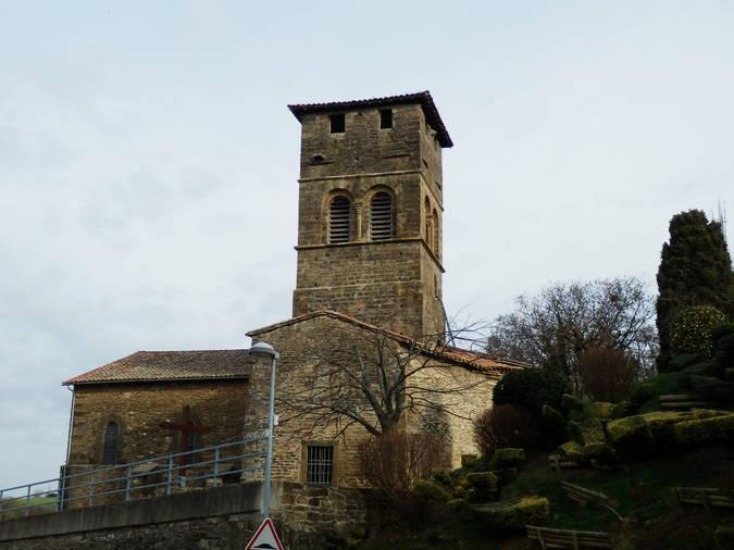 Visuel 1/1 : Église Saint-Marcellin
