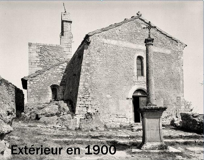 Visuel 1/9 : Église Saint-Michel de Clansayes