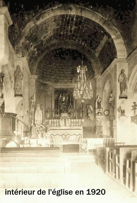 Visuel 2/9 : Église Saint-Michel de Clansayes