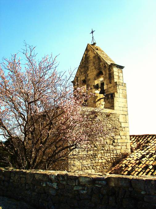 Visuel 3/9 : Église Saint-Michel de Clansayes