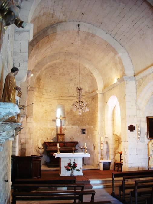 Visuel 4/9 : Église Saint-Michel de Clansayes