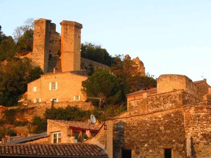 Visuel 1/5 : Chateau des comtes de Valentinois