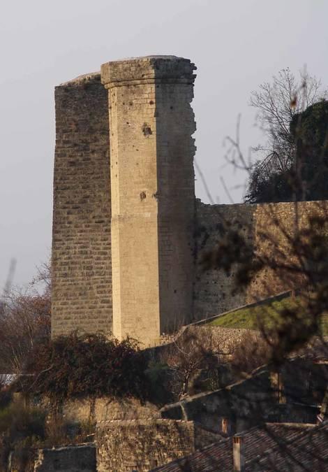 Visuel 2/5 : Chateau des comtes de Valentinois