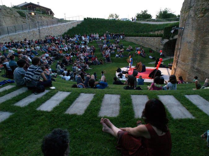 Visuel 4/6 : La carrière et le théâtre de verdure
