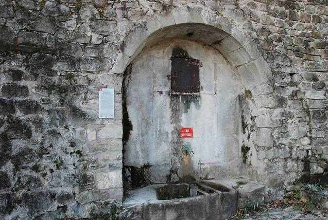 Visuel 1/1 : Fontaine dite d'Alberte