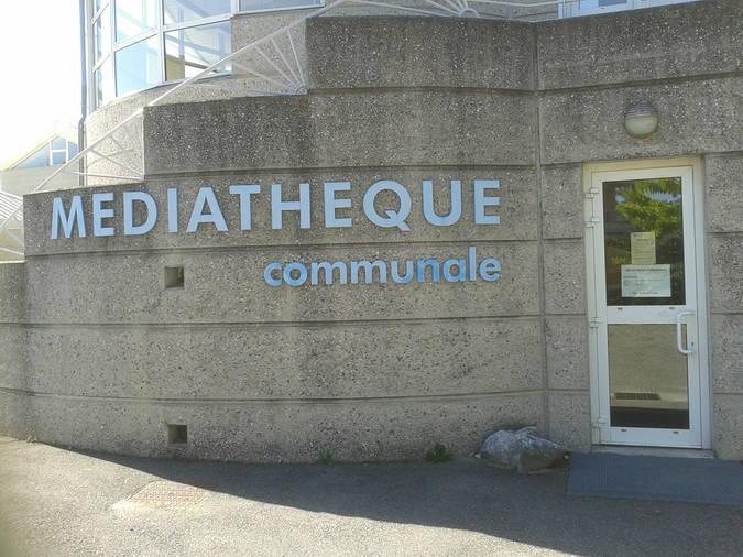 Visuel 4/13 : École de l'Esperance et Médiathèque