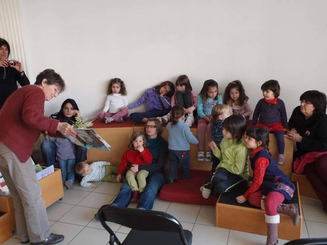 Visuel 11/13 : École de l'Esperance et Médiathèque