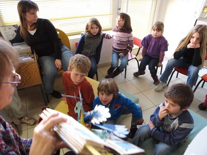 Visuel 13/13 : École de l'Esperance et Médiathèque
