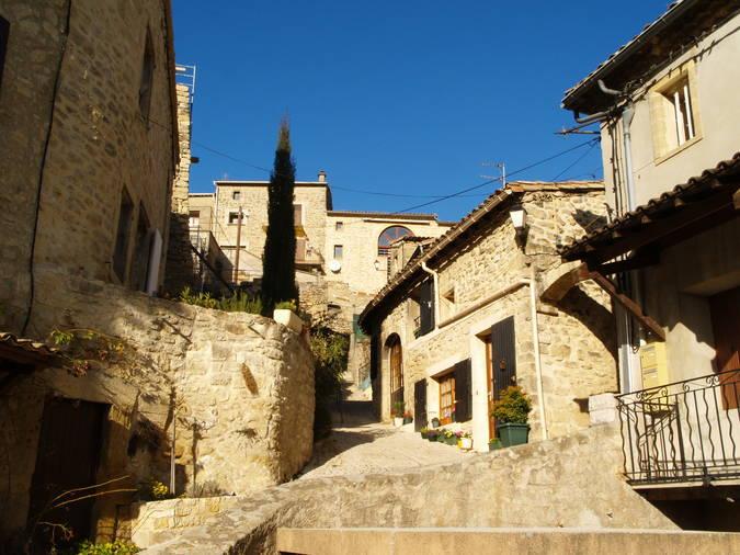 Visuel 1/6 : Quartier du Chateau Grâne