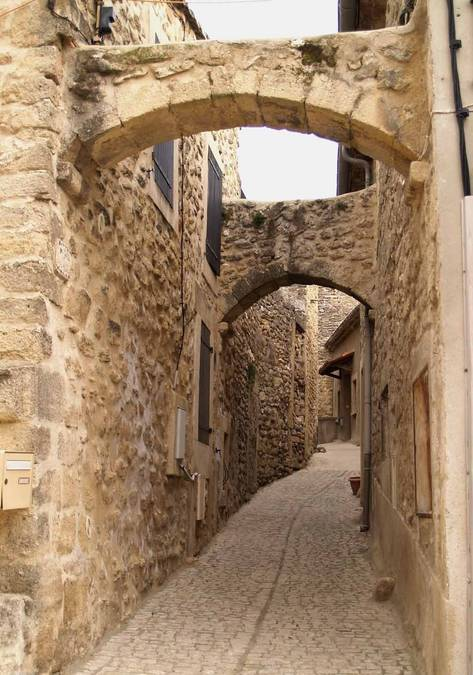 Visuel 2/6 : Quartier du Chateau Grâne
