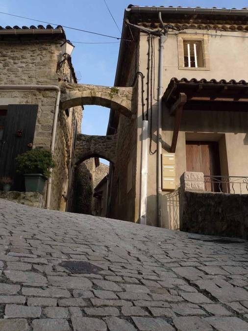 Visuel 3/6 : Quartier du Chateau Grâne