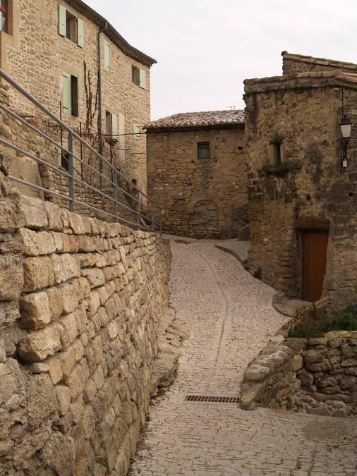 Visuel 5/6 : Quartier du Chateau Grâne