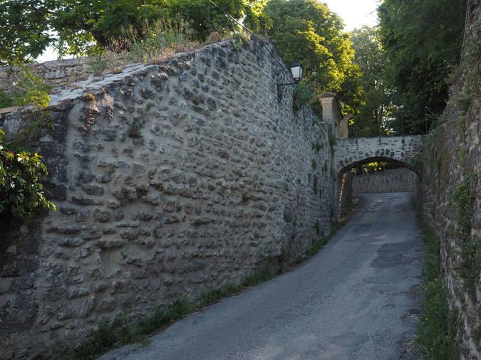 Visuel 3/9 : Rue du Fossé, Place de la Plaine du Pont