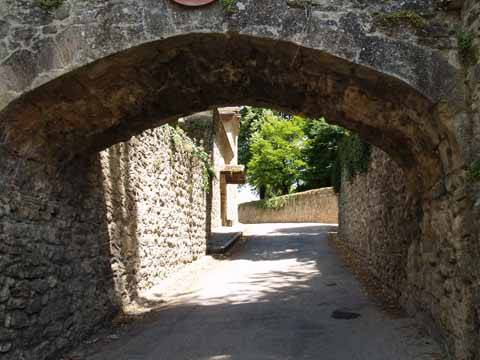 Visuel 5/9 : Rue du Fossé, Place de la Plaine du Pont