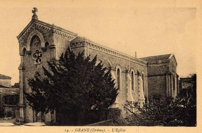 Visuel 1/6 : Église Saint-Jean-Baptiste