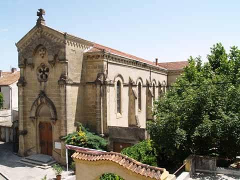 Visuel 5/6 : Église Saint-Jean-Baptiste
