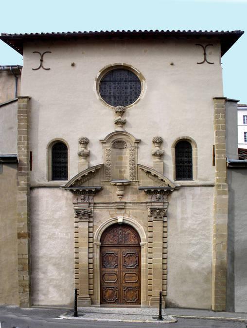 Visuel 2/5 : Parcours sonore et mystérieux dans une chapelle du 17e siècle