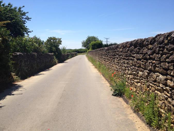 Visuel 1/3 : Murs en pierre
