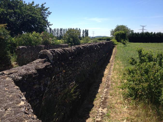 Visuel 2/3 : Murs en pierre