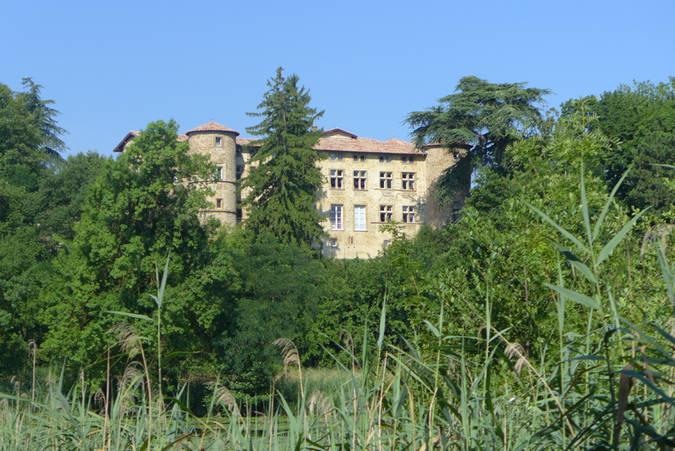 Visuel 1/5 : Château du Mouchet