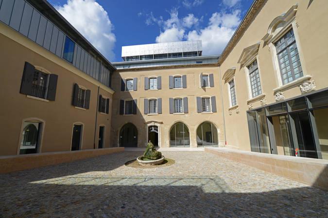 Visuel 1/3 : Musée de Valence, art et archéologie