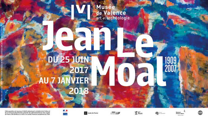 Visuel 1/1 : Jean Le Moal 1909-2007