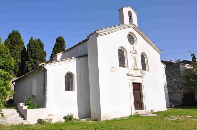 Visuel 1/5 : Chapelle Notre-Dame de la Rose