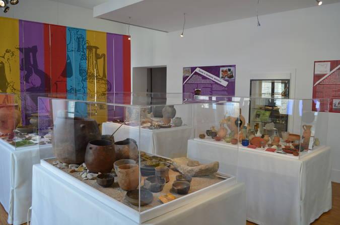 Visuel 1/1 : Musée d'archéologie tricastine