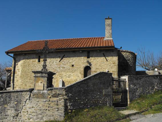 Visuel 1/1 : Chapelle Saint-Roch du mont de Véroux