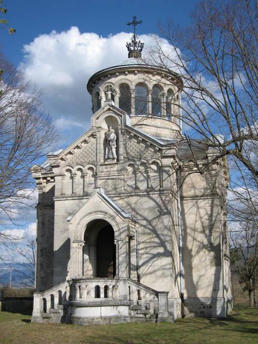 Visuel 1/1 : Chapelle Sainte-Béatrix